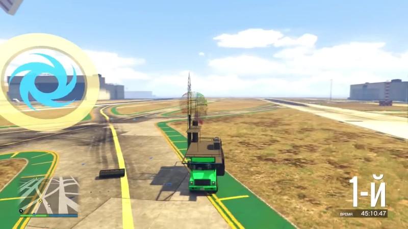 Смешные моменты в Grand Theft Auto 5