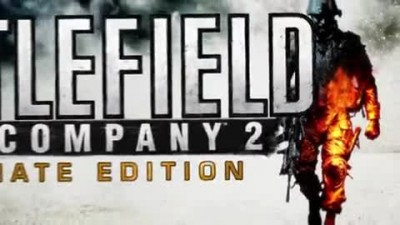 "Bad Company 2 ""Ultimate Edition trailer"""