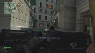"Call of Duty Modern Warfare 3 ""Demolition Streak"""