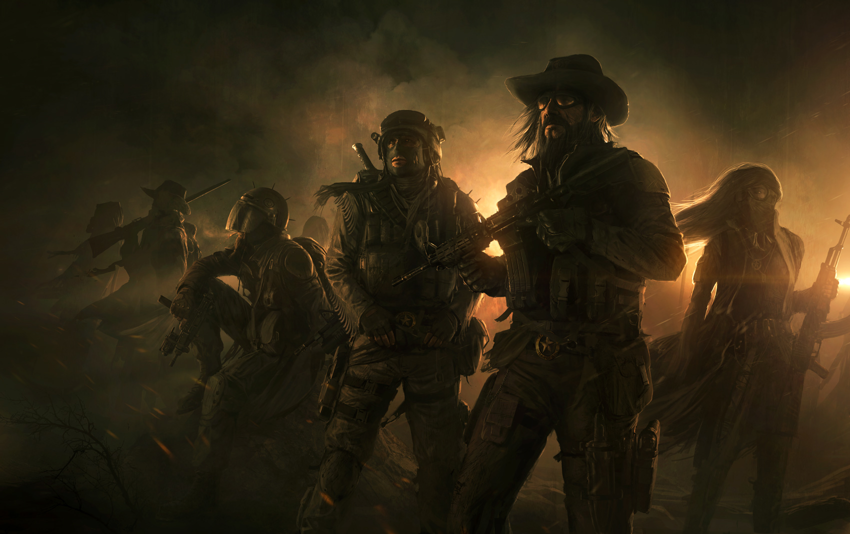 Wasteland 2 теперь доступна на PS4 и Xbox One