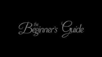 Трейлер The Beginner's Guide