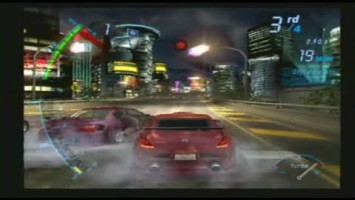 NfS Underground Gameplay Movie