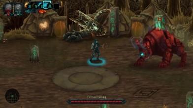 Трейлер двухмерной RPG - Moonfall Ultimate
