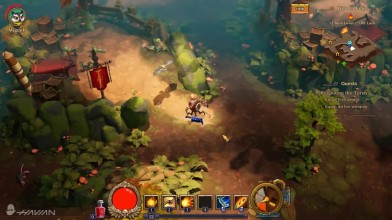 Torchlight Frontiers - дебютный геймплей с Gamescom 2018