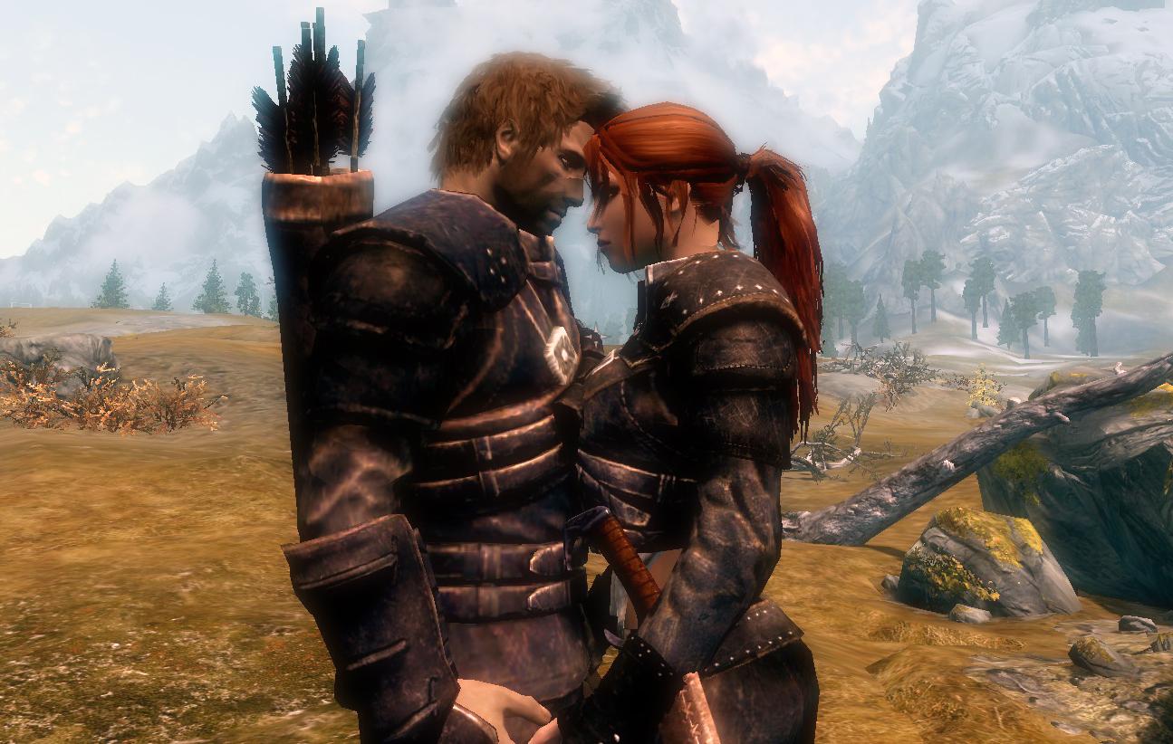 Game romance mod xxx clips
