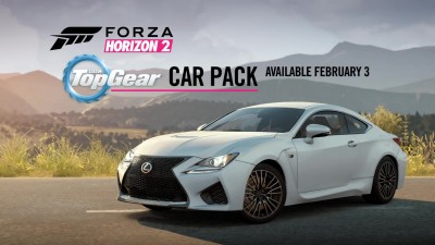 "Forza Horizon 2 ""Трейлер Top Gear Car Pack"""