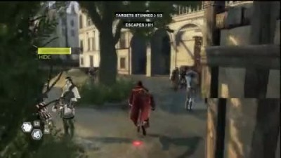 "Assassin's Creed Brotherhood ""Вводная сессия #2"""