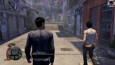 "Sleeping Dogs: Definitive Edition ""28 минут Геймплея"""