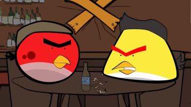 Уэс и Флинн Играют в Angry Birds 2