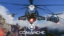 Открытое бета-тестирование мультиплеера Comanche начнется 28 февраля