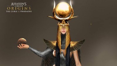 Новые концепт-арты дополнения The Curse Of The Pharaohs