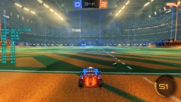 Rocket League : FPS Test R9 280X FX 8350