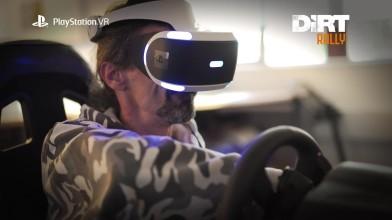 DiRT Rally вышло дополнение с VR-контентом на PS4