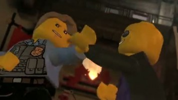 "LEGO City Undercover ""Trailer """
