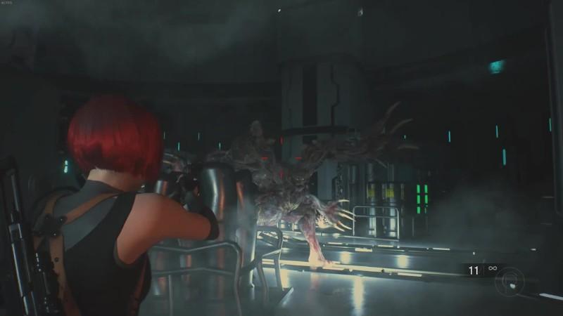 Мод для Resident Evil 2 позволит сыграть за героиню из Dino Crisis