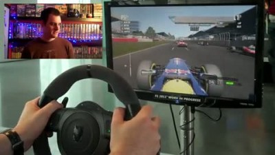 "F1 2011 ""First laps and initial handling impressions"""