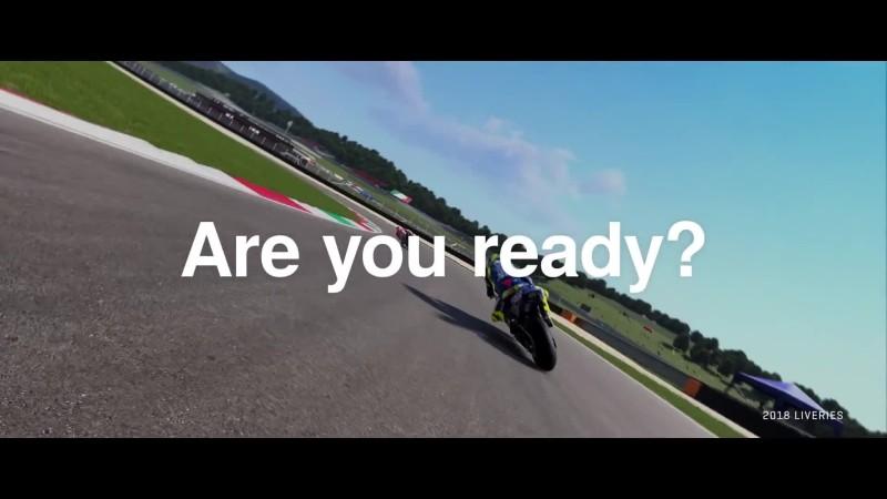 Анонсирующий трейлер MotoGP 19
