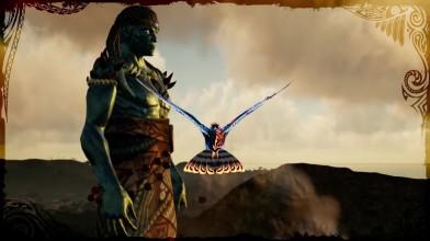 Трейлер Nightmarchers - бог Maui