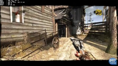 Call of Juarez: Gunslinger, GeForce GTX 650 (non Ti)