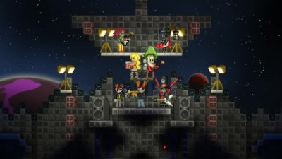 Europe - The Final Countdown Midi кавер в Starbound