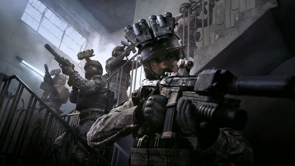 Баллистика в новой Call of Duty: Modern Warfare будет изменена
