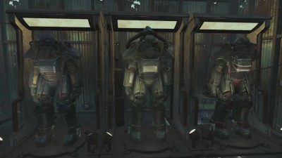 Fallout 4- Power Armor Collection