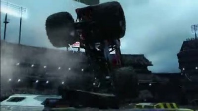 "Monster Jam: Path of Destruction ""Official Trailer"""