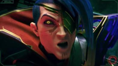 Добро пожаловать на борт   Анимационный трейлер Одиссеи - League of Legends