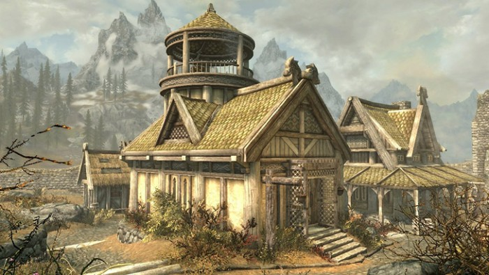 Skyrim MyCreation Town 730x411