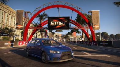 Новые скриншоты World of Speed