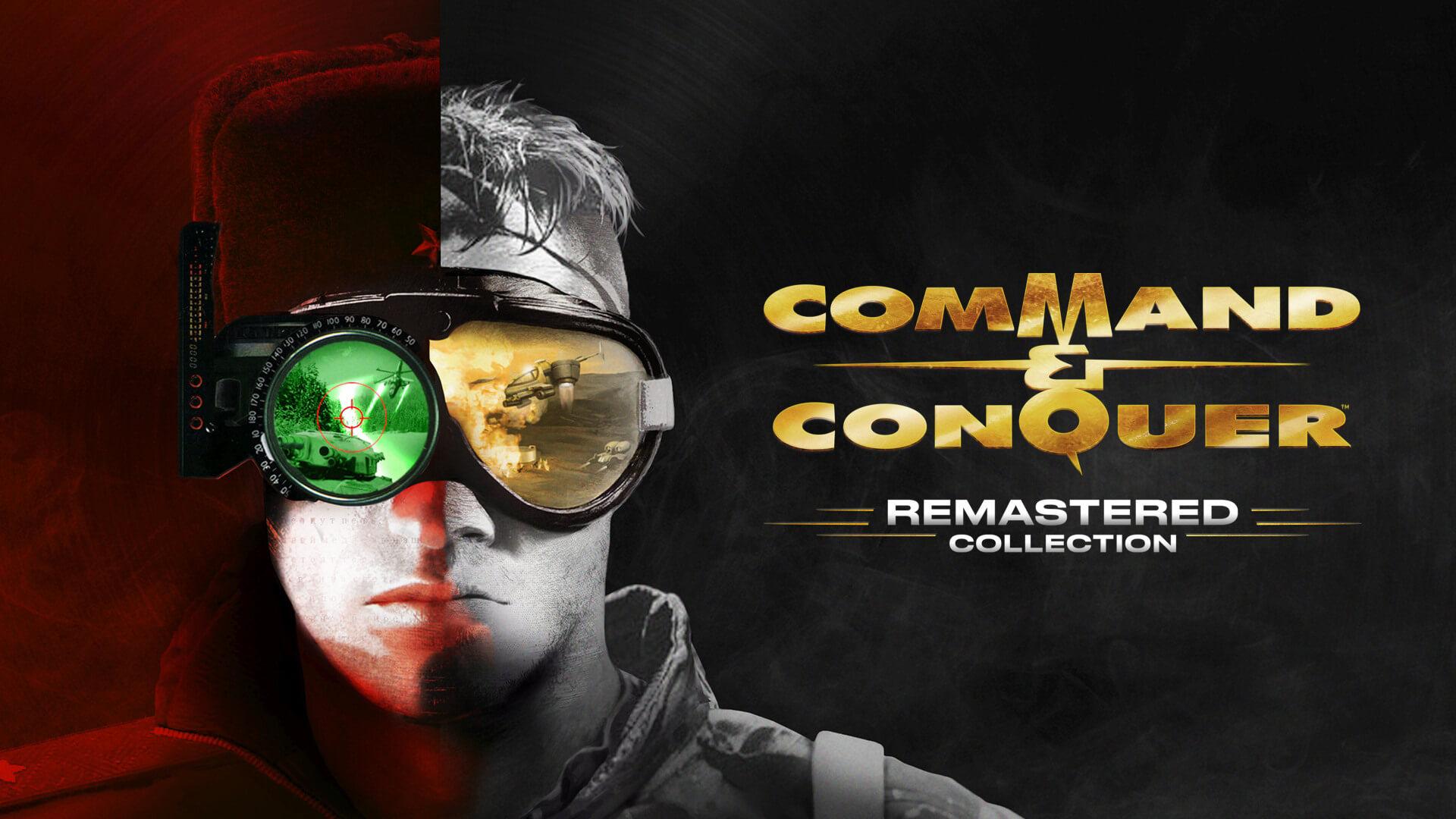 Первые патч для Command & Conquer Remastered Collection устраняет статтеры, добавляет частное игровое лобби