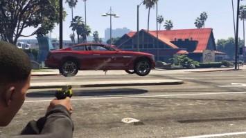 """Лучшие моды GTA 5: зомби, гравитационная пушка, забавные """"автомобили"""""""
