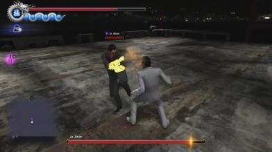 Yakuza 6 Джо Амон (Секретный босс)