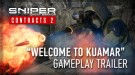 Новый трейлер Sniper Ghost Warrior Contracts 2