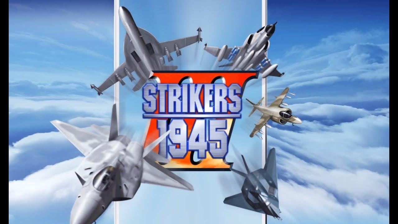 Strikers 1945 III выйдет на ПК 30 июня