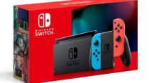 Обновлённая Nintendo Switch - краткий обзор и тест автономности