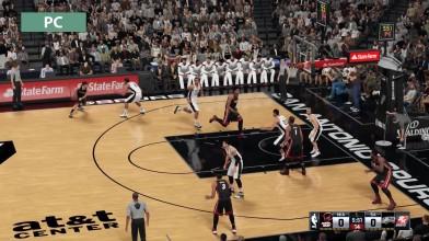 "NBA 2K16 ""Детальное сравнение PC vs. PS4 vs. Xbox One"""