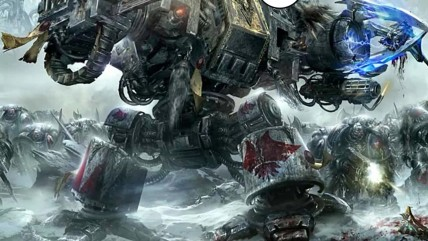 "Warhammer 00.000: Dawn of War 0 ""Вся правда о Лемане Руссе"""