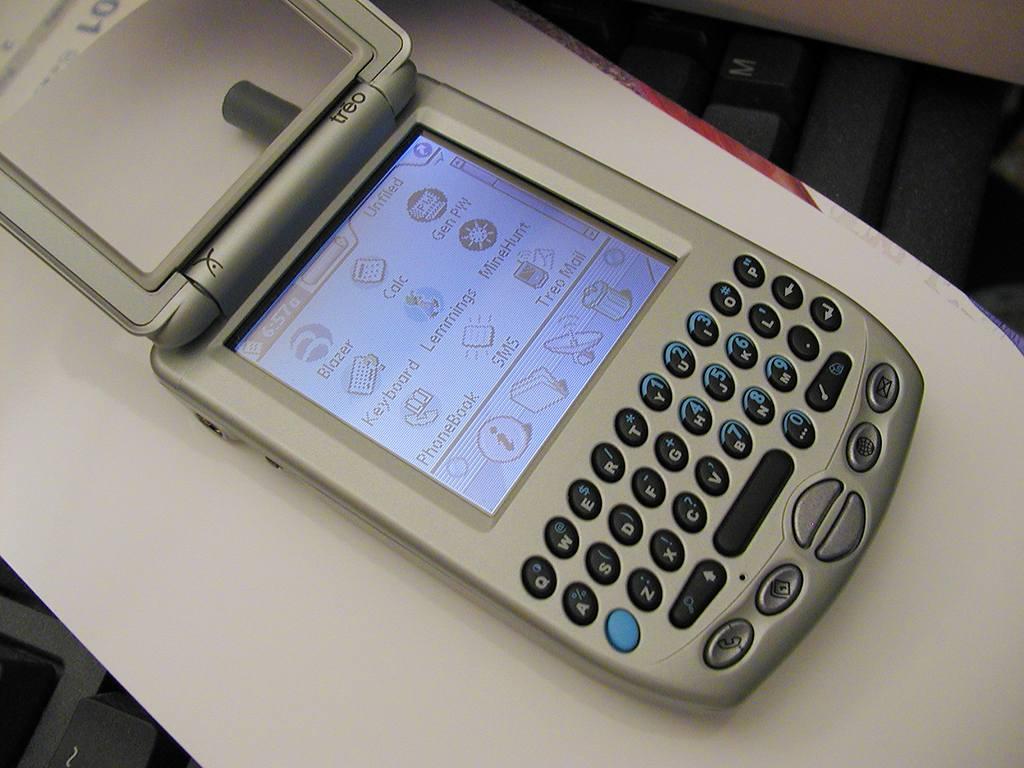 Palm вернётся нарынок телефонов