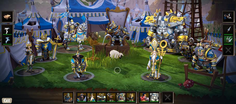 Опубликован новый трейлер игры CastleStorm II