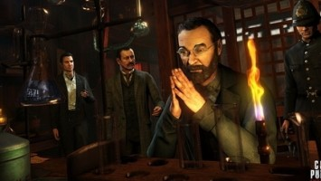 Первые оценки Sherlock Holmes: Crimes and Punishments