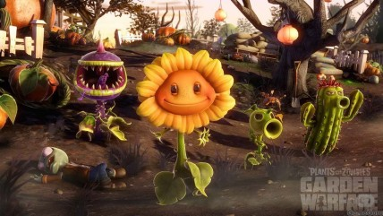 Plants vs Zombies: Garden Warfare: Трейлер «Suburbination»