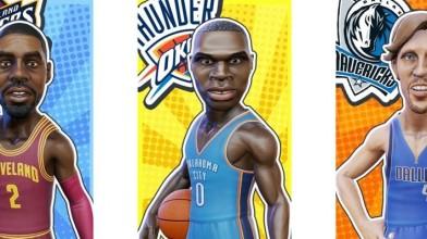 5 минут игрового процесса из баскетбольной аркады NBA Playgrounds