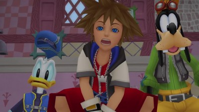 KINGDOM HEARTS HD 1.5 + 2.5 ReMIX - Familiar Faces and Places