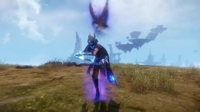Icarus - Первый взгляд: лучник