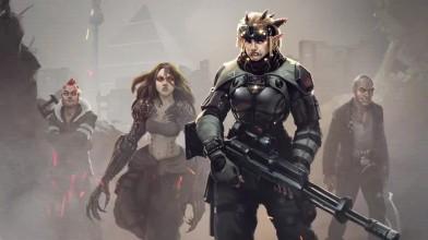 "Shadowrun: Dragonfall ""Официальный трейлер"""