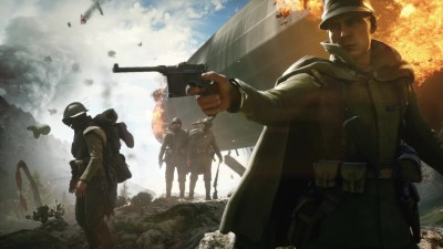 "Battlefield 1 ""Holiday Trailer RU"""