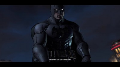 BATMAN Telltale Series | Обзор
