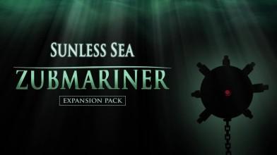 "Sunless Sea Zubmariner ""Релизный трейлер"""