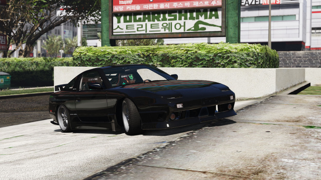Nissan 180SX Type-X
